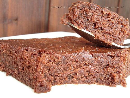 G teau au chocolat et beurre sal micro ondes recettes - Cuisiner au micro onde ...