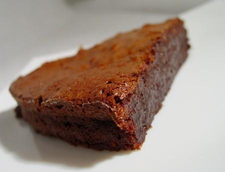 Gateau sans farine et sans chocolat - Gateau au chocolat sans farine ...