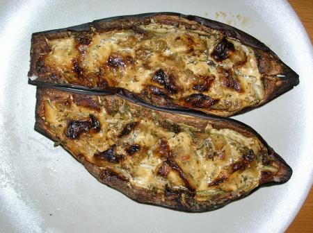 Aubergine au four recettes a cuisiner le meilleur de - Cuisiner le cabillaud au four ...