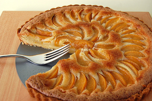 peach frangipane galette file peach frangipane tart jpg peach