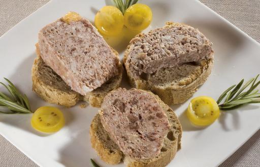 Terrine de sanglier recettes a cuisiner le meilleur de la cuisine la port e de tous - Cuisiner le sanglier au four ...