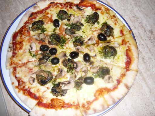Escargots de pizza recettes a cuisiner le meilleur - Cuisiner les escargots ...