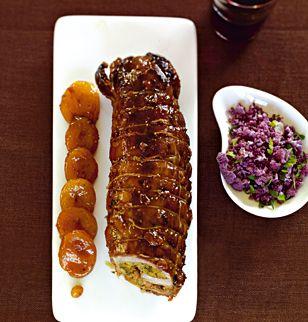 Filet mignon de porc aux figues recettes a cuisiner - Cuisiner filet mignon de porc ...
