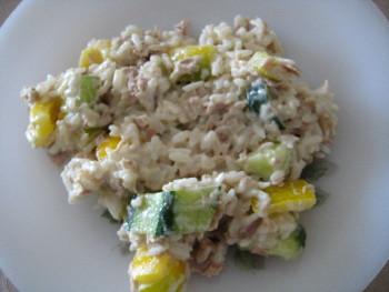 Riz au thon recettes a cuisiner le meilleur de la - Cuisiner du thon en boite ...