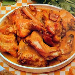 lapin aux aromates et aux épices - recettes - a cuisiner : le