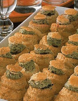 Bouch es ap ritif aux escargots recettes a cuisiner - Cuisiner les escargots ...