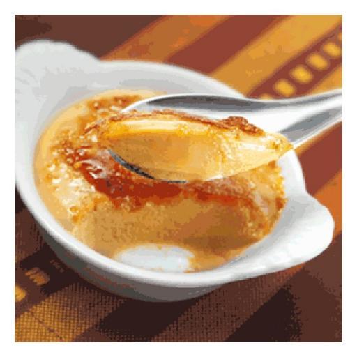 Cr me br l e au foie gras de canard recettes a - Cuisiner le foie gras frais ...