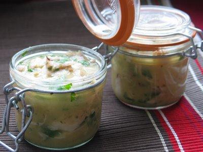 Fricass e de lotte la moutarde recettes a cuisiner - Cuisiner la lotte a la poele ...