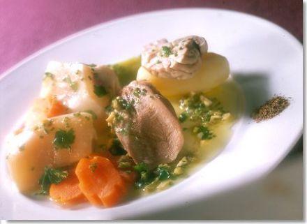 T te de veau sauce ravigote recettes a cuisiner le - Cuisiner une tete de veau ...
