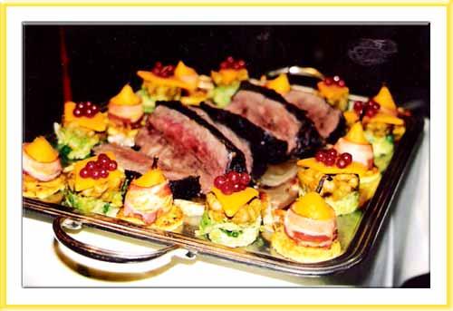 Selle de chevreuil grand veneur recettes a cuisiner - Cuisiner gigot de chevreuil ...